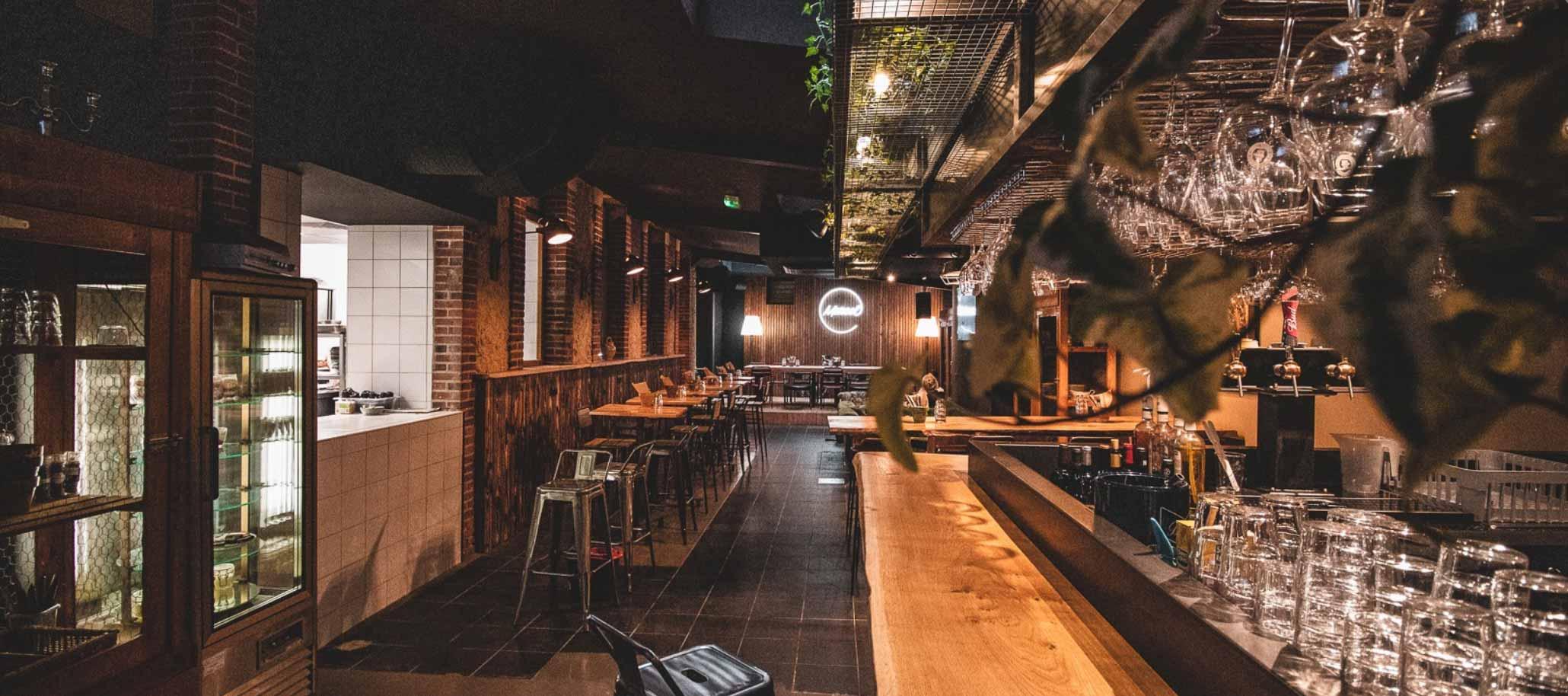 Notre restaurant et bar Chez Marcel Tarbes.